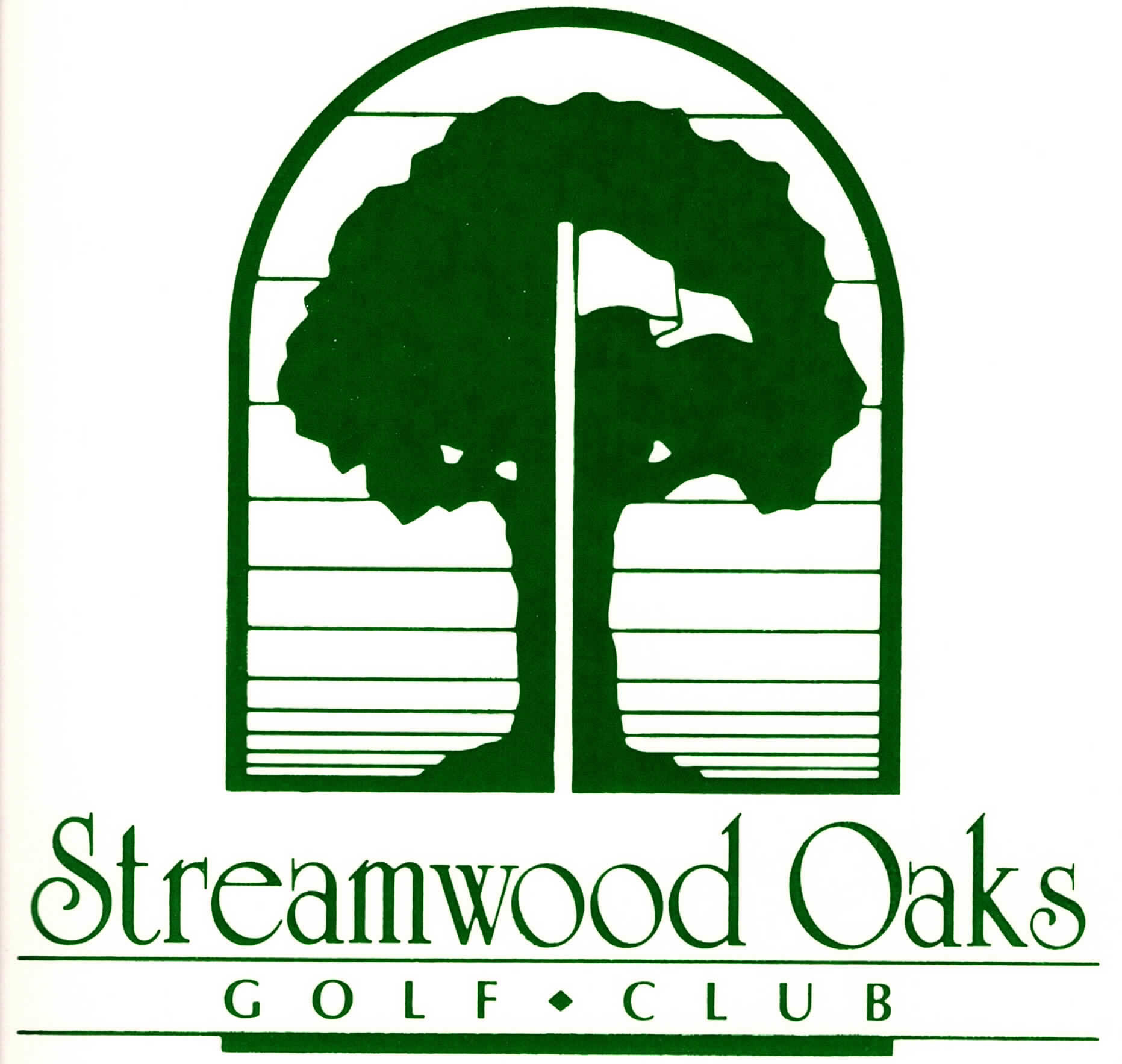 Streamwood Oaks Golf Club Logo